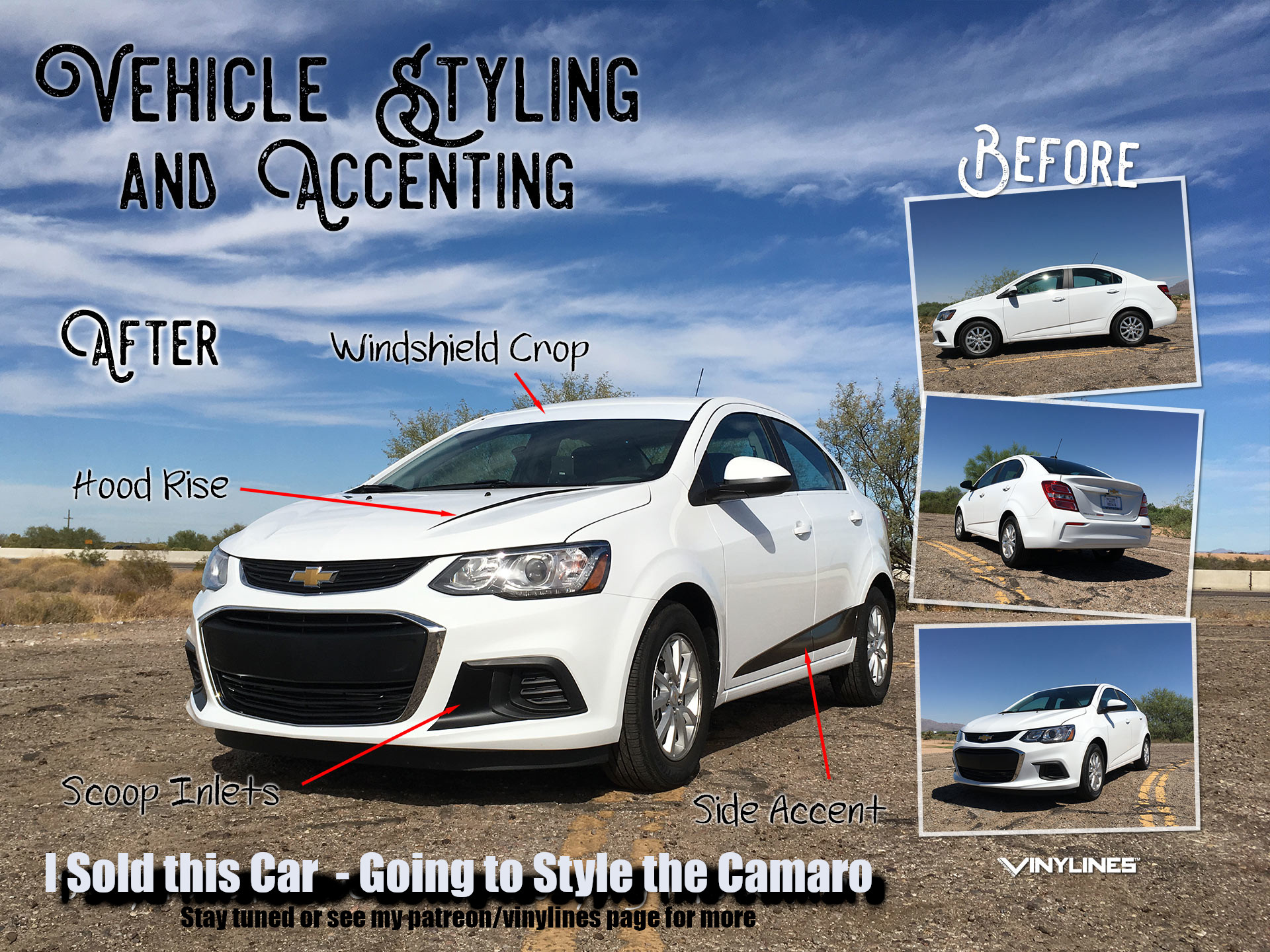 Vehicle Styling and Accenting