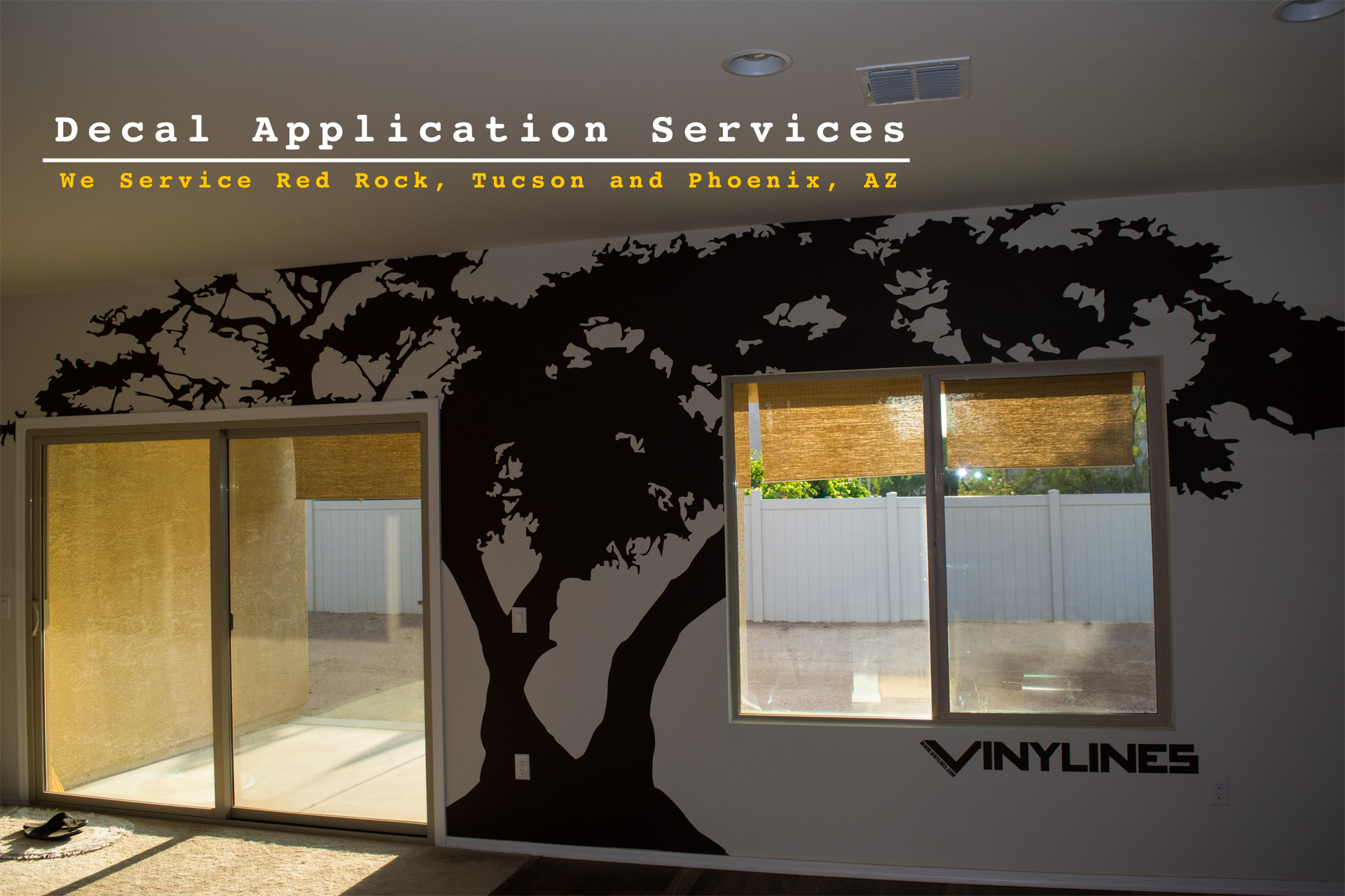 Decal Application Services